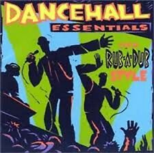 DANCEHALL ESSENTIALS IN A RUB-A-DUB STYLE -Rare Reggae CD -NEW/SEALED
