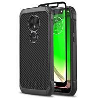 for MOTOROLA MOTO G7 POWER/PLAY/PLUS/SUPRA/OPTIMO/MAXX [Combat] Phone Case Cover