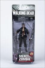 "Merle Dixon Zombie The Walking Dead TV Series 5, 5"" Action Figure MCFARLANE TOYS"