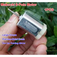 Mabuchi 6-pole Rotor Mini Motor DC 12V 15V 24V 14500RPM Large Torque DIY Car Toy