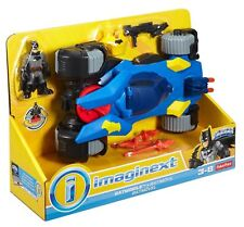 "Imaginext Dht64 ""Batmobile"" DIE CAST MODEL"