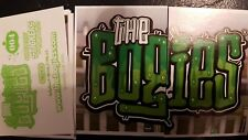 THE BOGIES, FULL SET OF STICKERS X240