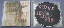 KEB MO Just Like You MODERN ELECTRIC BLUES EU Okeh Epic CD