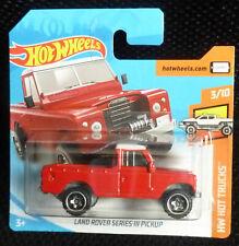 Hot Wheels 2019 HW Hot Trucks 111/250 Land Rover Series lll Pickup
