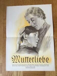 Mutterliebe (Kleinplakat '39) - Käthe Dorsch / Paul Hörbiger / UFA