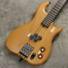 ATLANSIA: GARLAND BASS PASSIVE Natural Electric Bass for sale