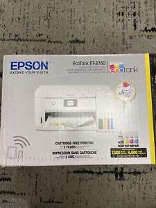 Epson WorkForce ET-2760 Special Edition EcoTank All-in-One Supertank Printer