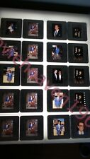 JANE SEYMOUR ROGER MOORE VINTAGE LOT OF 35MM SLIDE TRANSPARENCY PHOTO #2