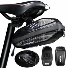 0.8L Waterproof Bicycle Saddle Storage Bag Outdoor Cycling Bike Pouch Under Seat