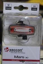 Xeccon Mars 30 Usb Rear Bike Light