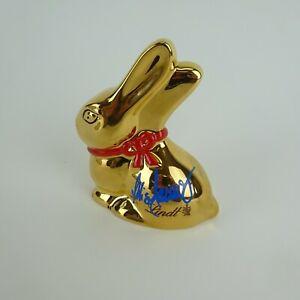 Allison Janney Signed Porcelain Lindt Gold Bunny Figurine