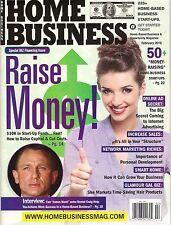 HOME BUSINESS February 2016 How to Raise Money DANIEL CRAIG 225+ Start-Up Online