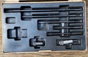 Mitutoyo Micrometer internal Bore Gauge Engineers Measuring Tool in Case 0.001mm