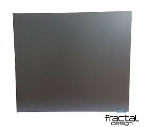 FRACTAL DESIGN DEFINE R5 RIGHT SIDE PANEL - BLACK. NEW