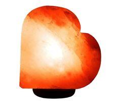 Salz Kristall Stein Lampe Salz Nachttischlampe Herzlampe Himalayasalz Steinlamp