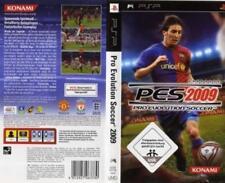 Pro Evolution Soccer 2009 - Sony PSP