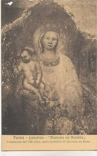 BF33652 parma cattedrale madonna col bambino   painting  art front/back image