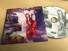 COAL CHAMBER - CHAMBER MUSIC CD PROMO CARD SLEEVE GOTH ROCK NU METAL INDUSTRIAL