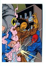 Skybox 1994 Batman Saga of the Dark Knight Base Card #34 Proving Ground