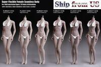 TBLeague 1//6 Steel Skeleton TALL FEMININE Female Seamless Figure W// HEAD S42 USA