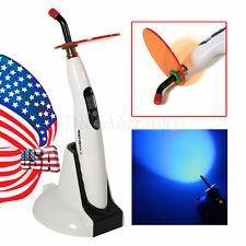 Sk T4 Dental Curing Light Unit Led Lamp Cordless 1400mw Led B Usa