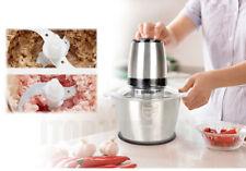 Elektrische Fleischwolf Küchenfutter Chopper Cutter Wurst Kleine Haushaltsgeräte