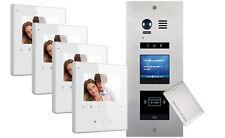 VOSPER 4 Apartments Proximity Reader AVRO Monitors