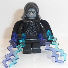 Lego Emperor Palpatine Minifigure & Lightning Weapons Star Wars Minifigure