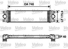 Intercooler, charger VALEO 817637