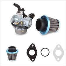 Motorcycle ATV 19mm Carburetor & Air Filter 50cc 70cc 90cc 110cc 125cc Universal