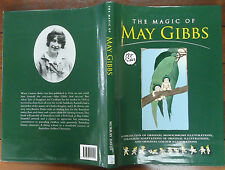 The Magic of May Gibbs - Collection of Illustrations - 2008 - 1st Edition - HBDJ