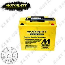 BATTERIA MOTOBATT MB51814 BMW R1200C 1200 1997>2002