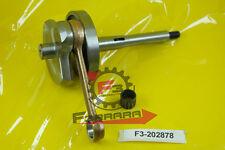 F3-202878 Albero Motore CIAO SI Bravo Piaggio Ciclomotori Spinotto 12 mm