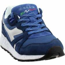 Diadora N9000 Speckled Sneakers Casual    - Navy - Mens