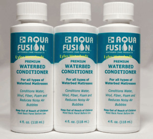 Waterbed Treatment 3 Aqua Fusion Water bed Conditioners
