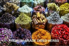Premium ORGANIC DRIED HERBS ~ Herbal Teas Pack Fresh on Order