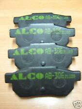 Bremsbeläge Honda Accord III CA5 2,0 EXi  85kw+90kw Aerodeck 1985-89 hinten 306