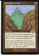 MAGIC MTG - PORTALE INSTABILE - ORO - IN IT - USATA - ARTEFATTO