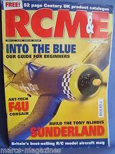 "RCM&E DECEMBER 2008 T NIJHUIS SUNDERLAND EDGE 540J 55"" SPAN PLANS DAVE ROYDS"