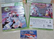 Caladrius Shooter by Moss like Cave Xbox 360 Japan JPN * Brand NEW Sealed *