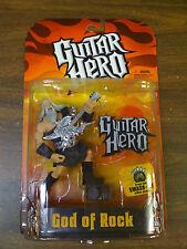 Guitar Hero God of Rock Figure NEW Free Ship US