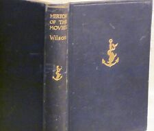 G.STEIN'S FAVORITE - MERTON OF THE MOVIES-WILSON 1stEd HC Navy LeatherCover-1922