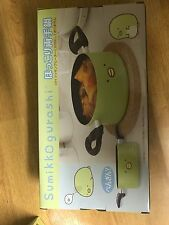 Sanrio Official San-X Sumikko Gurashi Japanese Cooking Pot Cat Soup Pot Kitchen