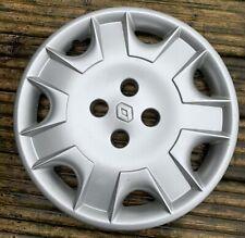 """Renault 15"""" Wheel Trim - Genuine - Scenic - Modus - Megane - Clio"""