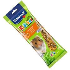 Vitakraft Hamster Stick Honey 112g X 2 Small Animal Food Feed Treat Chew