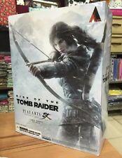 Lara Croft Play Arts KAI Rise of The TOMB RAIDER PVC Figura Action Figure Toy 27