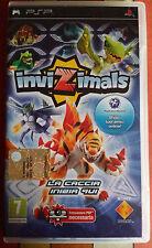 """Gioco per PSP """"InviZimals - La caccia inizia qui"""""""