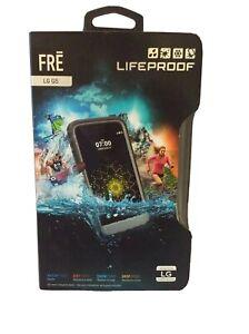 LifeProof Fre for LG G5 Black & Grey Waterproof Shockproof Phone Case AU Stock