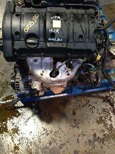 2005 CITROEN C4 1.6 16V NFU ENGINE MILEAGE 121K FULL CAR FOR SPARES