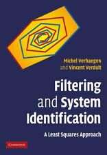 Filtering and System Identification: A Least Sq. Verhaegen, Michel.#